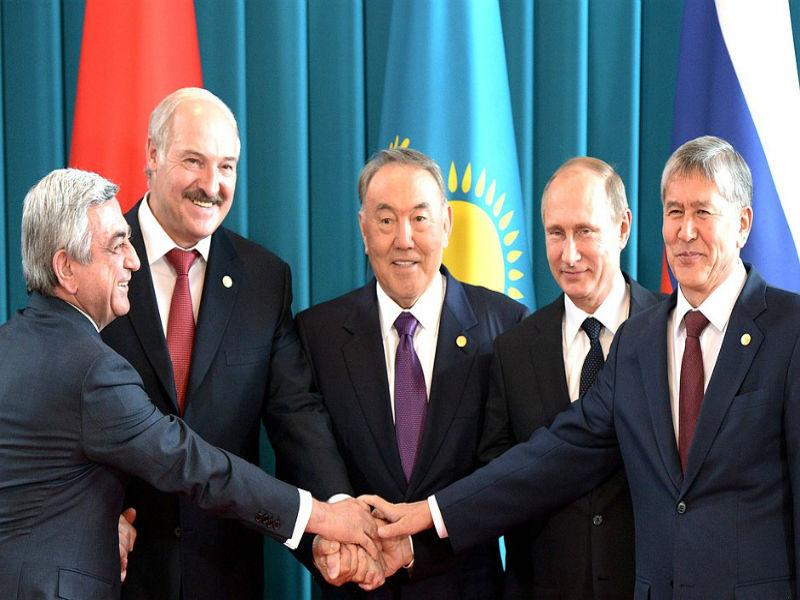 Er Den Eurasiske Økonomiske Union en trussel eller en mulighed?