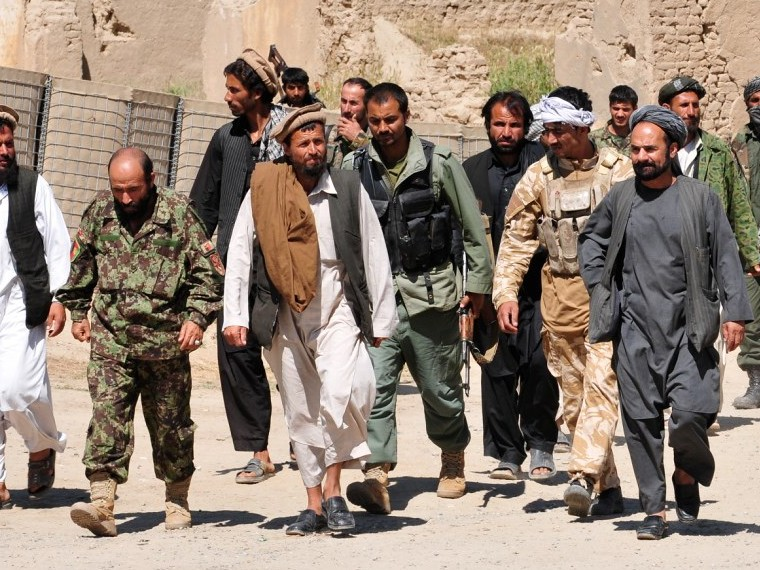 Den seneste tids udvikling i fredsforhandlingerne med Taliban