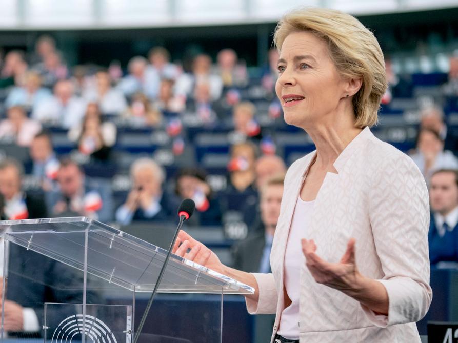 Kom bag om den nye EU-kommission
