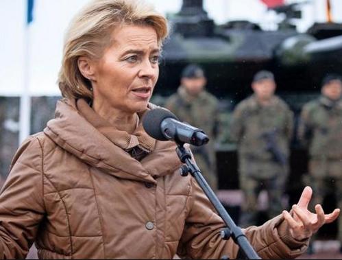 Første skridt til europæisk udenrigspolitik